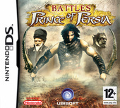 Battles of Prince of Persia for DS