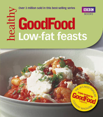 Good Food: Low-fat Feasts: Triple-tested Recipes by Orlando Murrin image