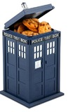 Doctor Who - Tardis Talking Cookie Jar