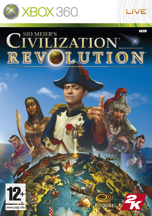 Sid Meier's Civilization Revolution for Xbox 360