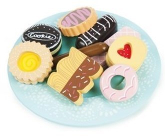 Le Toy Van: Honeybake - Biscuit and Plate Set