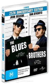 The Blues Brothers - 25th Anniversary Edition (2 Disc Set) on DVD