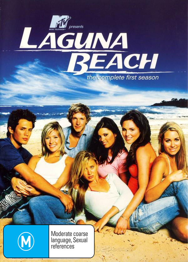Laguna Beach - Complete Season 1 (3 Disc Set) on DVD image