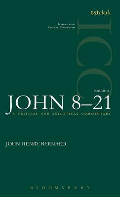 St.John: v. 2 by J.H. Bernard