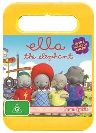 Ella the Elephant: Team Spirit - Volume 2 on DVD