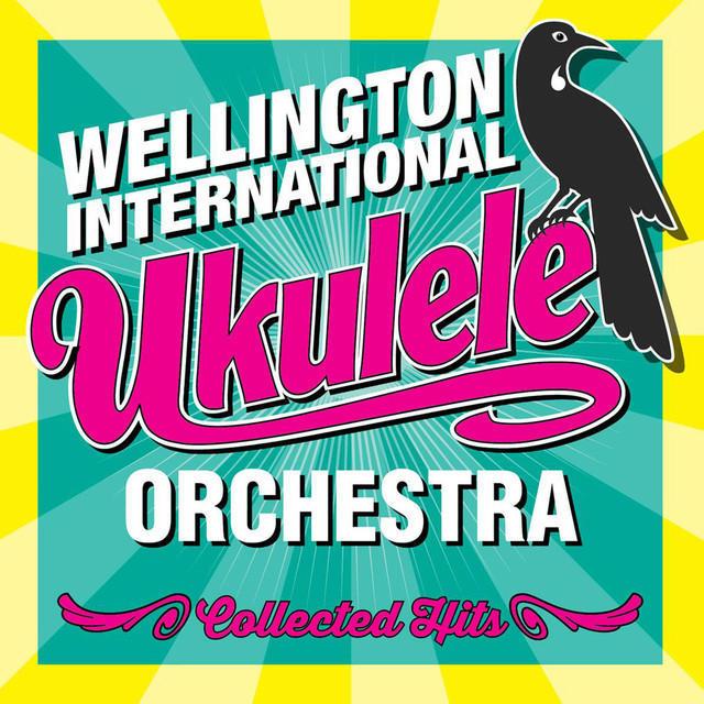 Collected Hits by Wellington International Ukulele Orchestra image