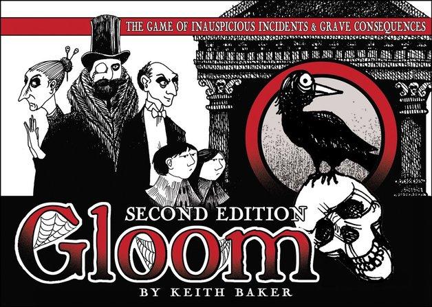 Gloom: 2nd Edition