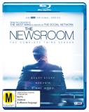 The Newsroom: Season 3 on Blu-ray