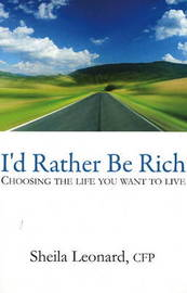 I'd Rather be Rich by Sheila Leonard image
