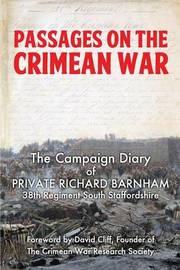 Passages on the Crimean War by Richard Barnham