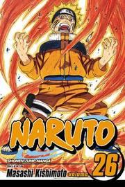 Naruto: v. 26 by Masashi Kishimoto image