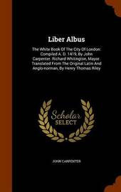 Liber Albus by John Carpenter image