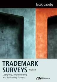 Trademark Surveys by Jacob Jacoby