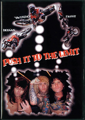 Push It To The Limit (Metal Mulisha) on DVD