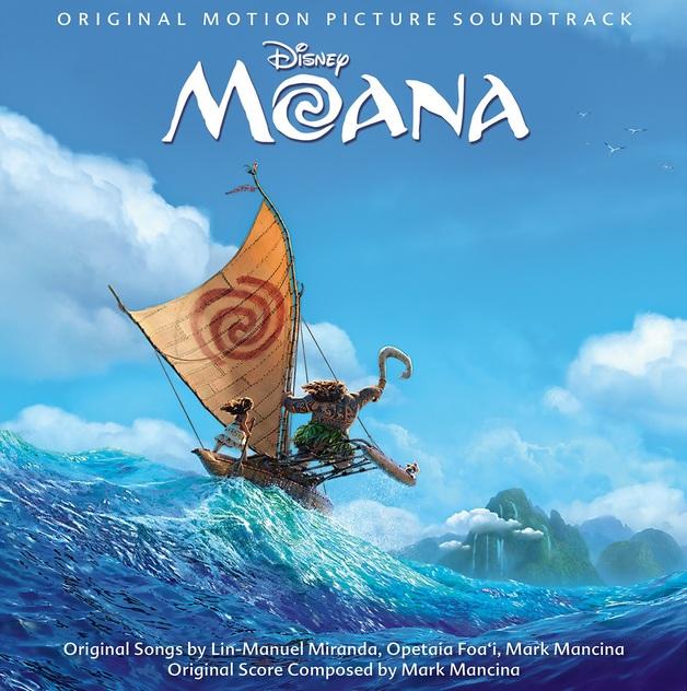 Moana - The Original Motion Picture Soundtrack