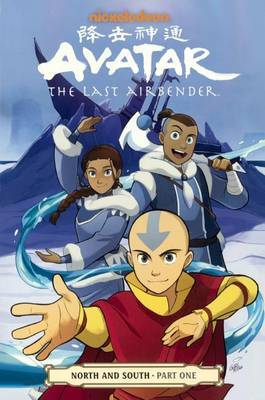 Avatar - The Last Airbender 1 by Gene Luen Yang