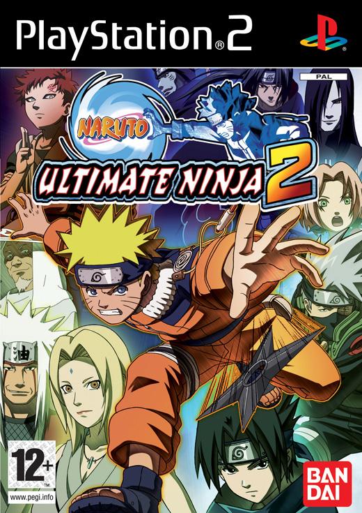 Naruto: Ultimate Ninja 2 for PlayStation 2 image