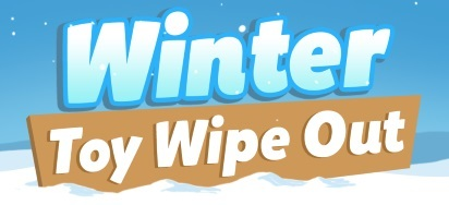 Toy Wipe Out Sale!