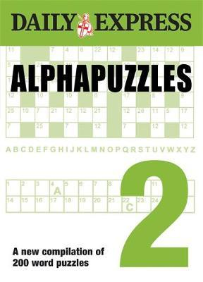 The Daily Express: Alphapuzzles 2