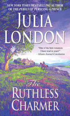 The Ruthless Charmer by Julia London image