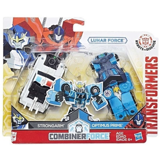 Transformers: Robots In Disguise Crash Combiners - Strongprime image