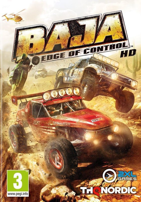 Baja: Edge of Control for PC Games