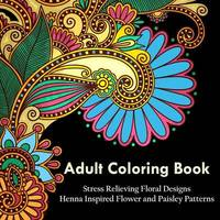 Adult Coloring Book by Victor Oj