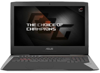 "ASUS ROG G752VS(KBL)-BA317T 17.3"" Gaming Laptop, Intel Core i7-7700HQ, 32GB RAM, GTX 1070 8GB."