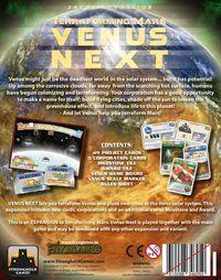 Terraforming Mars: Venus Next - Expansion