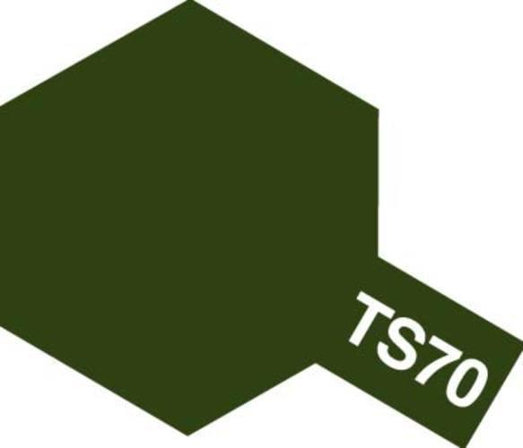 Tamiya TS-70 Olive Drab (JGSDF) - 100ml Spray Can