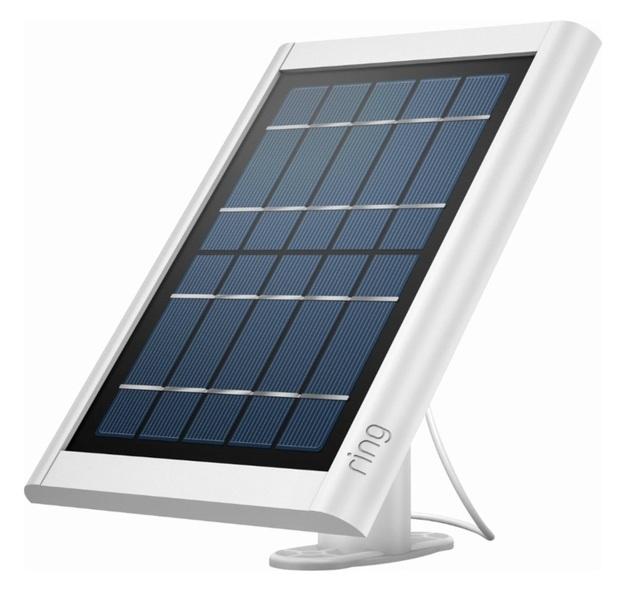 Ring: Spotlight Solar Panel - White