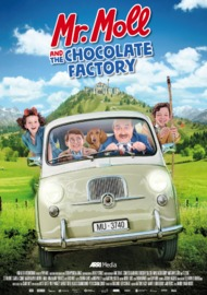 Mr. Moll and the Chocolate Factory on DVD