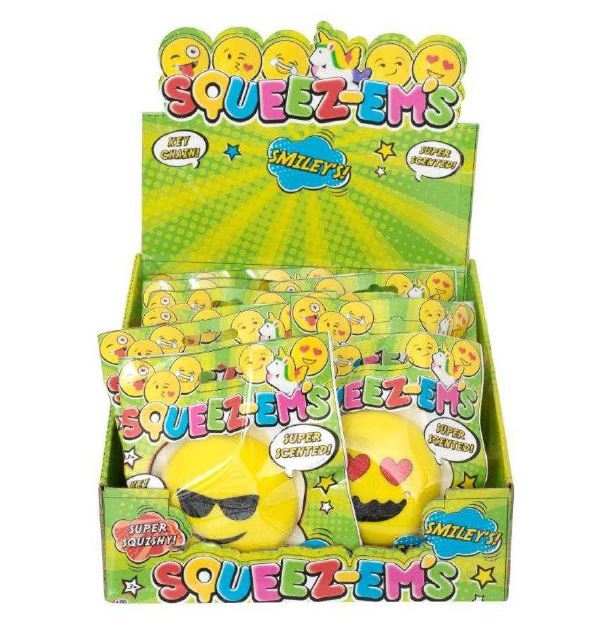 Squeez-em's - Scented Smiley (Small) image