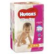 Huggies Ultra Dry Nappies Bulk - Crawler Girl 6-11kg (44)
