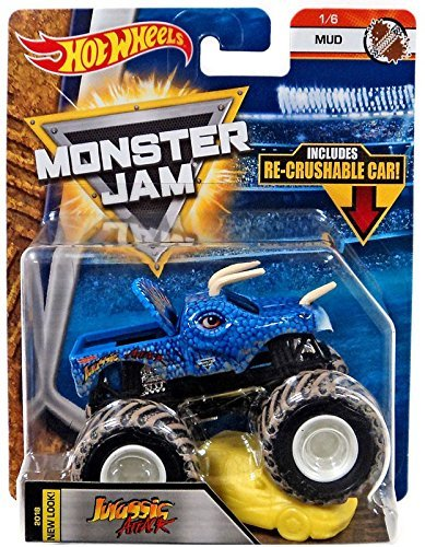 Hot Wheels: Monster Jam - Jurassic Attack (Mud)