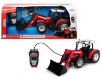 Dickie Toys: Massey Ferguson 5713SL - R/C Tractor
