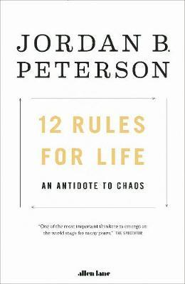 12 Rules For Life by Jordan B Peterson image