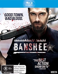 Banshee - The Complete Series on Blu-ray