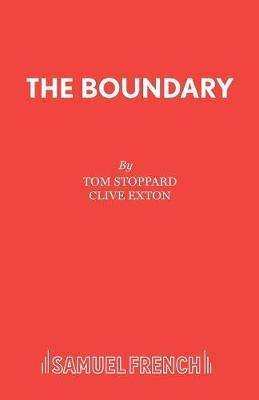 The Boundary by Tom Stoppard image