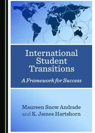 International Student Transitions by Maureen Snow Andrade