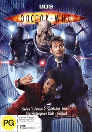 Doctor Who (2007) - Series 3: Vol. 2 on DVD image