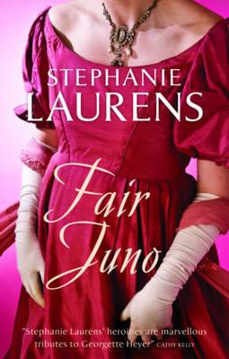 Fair Juno by Stephanie Laurens image