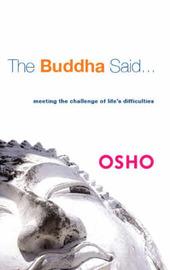 Buddha Said by Osho