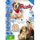 Rusty / Far From Home - Family Favourites (2 Disc Set) on DVD