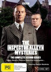 The Inspector Alleyn Mysteries - The Complete 2nd Series (2 Disc Set) on DVD