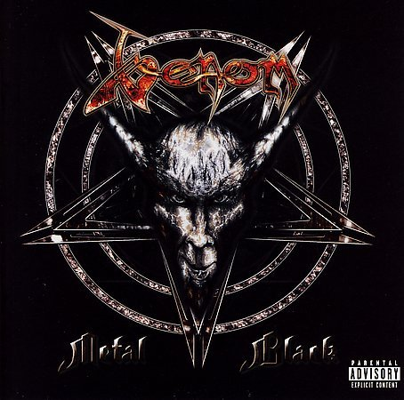 Metal Black by Venom (Metal)