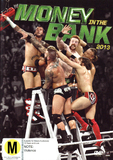 WWE Money in the Bank 2013 DVD