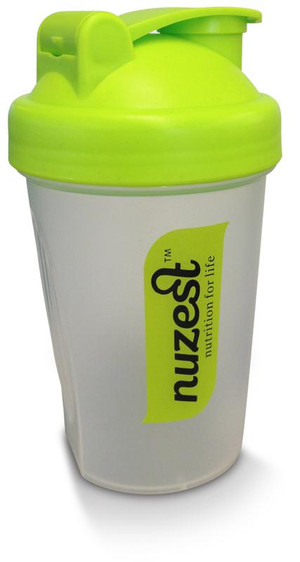 NuZest Shaker - 500ml