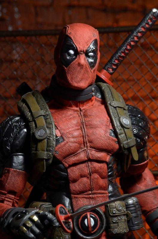 Deadpool - 1:4 Scale Action Figure