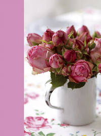 Romantic Flowers Paperback Journal by Ryland Peters & Small